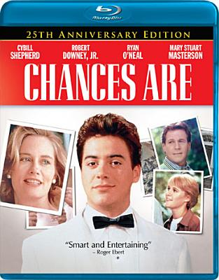 CHANCES ARE BY SHEPHERD,CYBILL (Blu-Ray)
